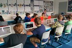 Space Club op de American School2