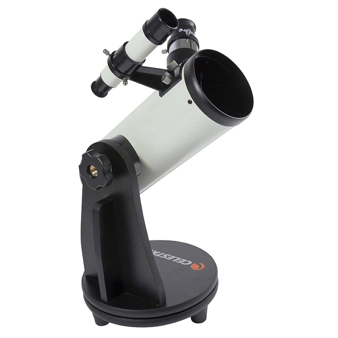 De Firstscope telescoop is een ideale instap-telescoop om sterrenkunde te onderwijzen in de klas.