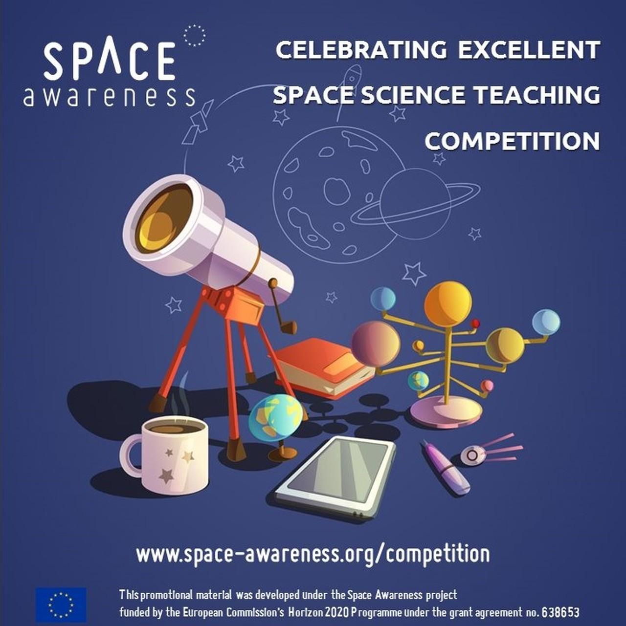 Space Awareness Onderwijs Wedstrijd 2017