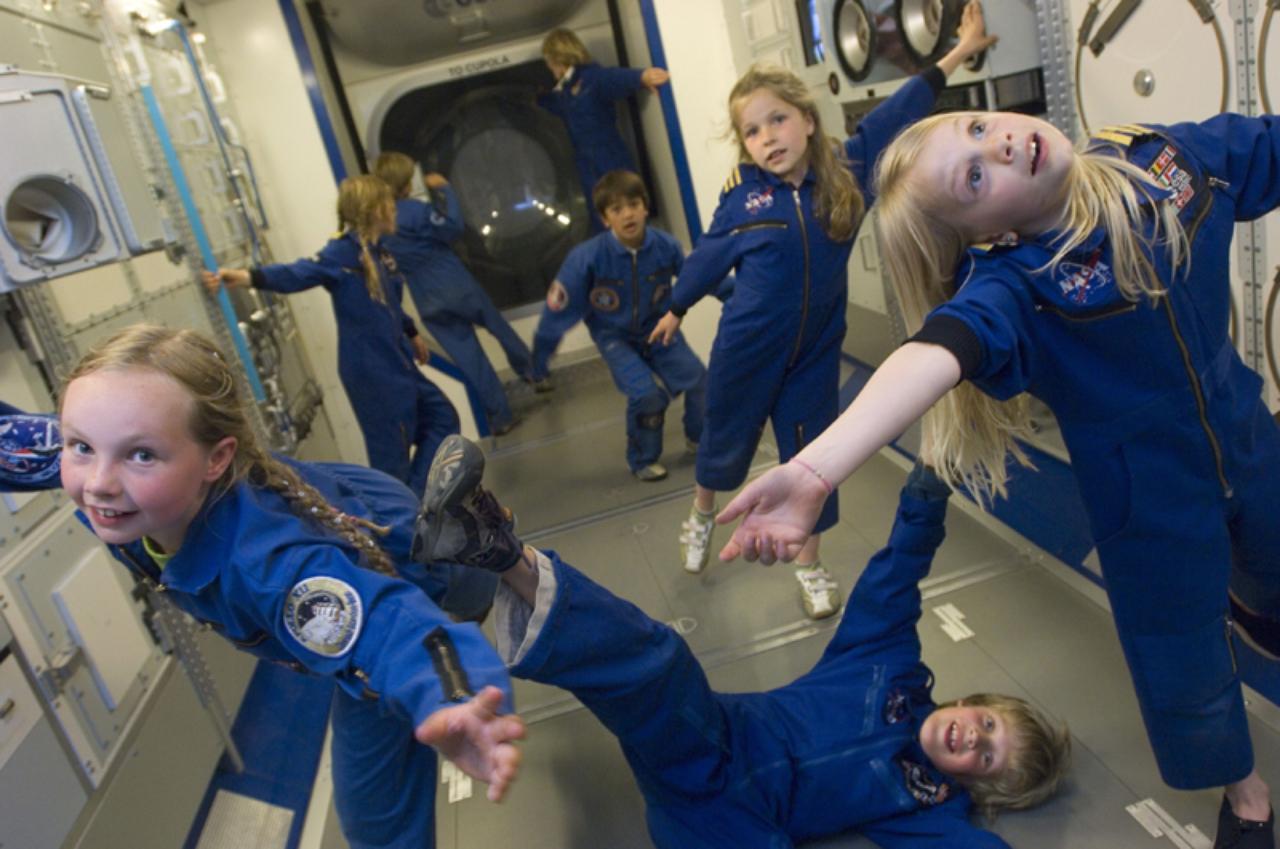 Space Expo in Noordwijk | UNAWE